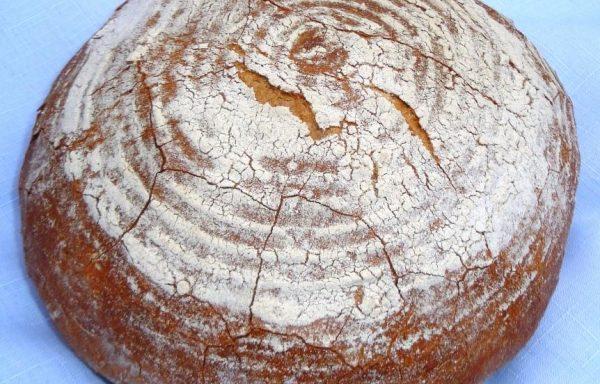 101 – Chléb kulatý