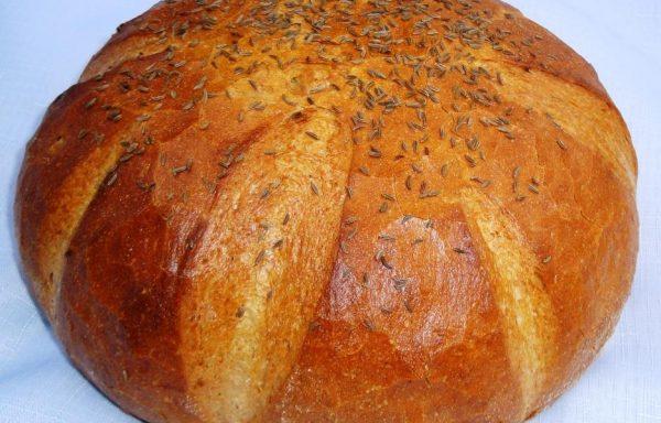 110 – Chléb velký – bochník