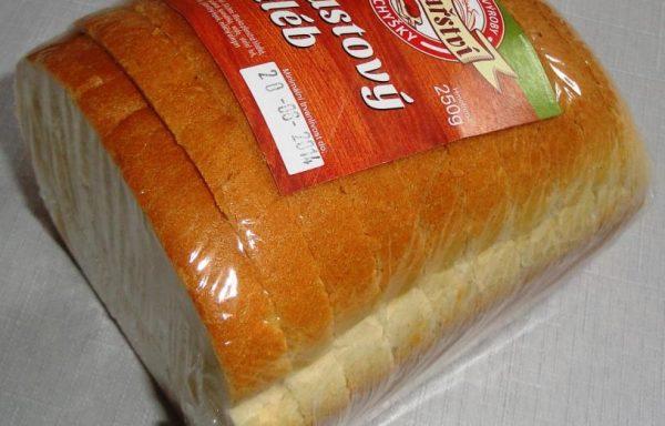 217 – Toustový chléb