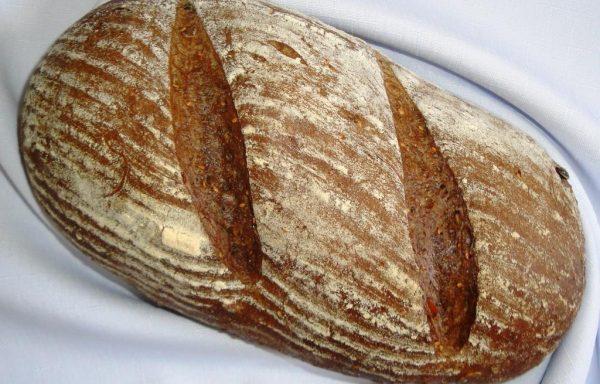 502 – Dýňový chléb