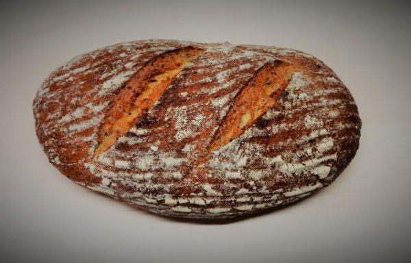 509 – Chléb CHIA