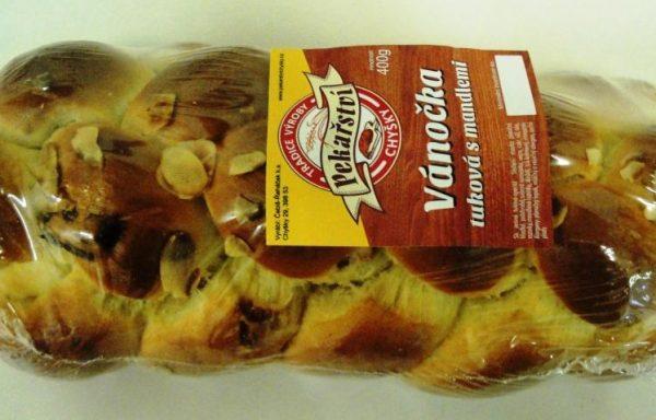 VI. Jemné pečivo tukové - speciál sladké